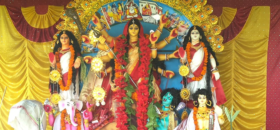 Our Durga Pujo