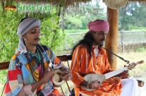Baul at Sundar Gram